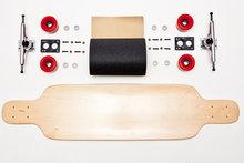 Longboard-compleet-40-x-9.25