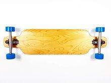 Longboard-dropthrough-Canadian-maple-compl.-bleu